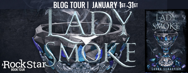 Du Livre Book Review Lady Smoke Giveaway