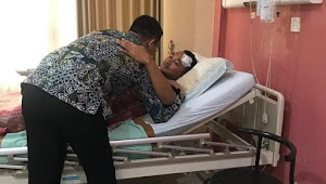 Banser Misterius yang Menolong Cucu Mbah Hamid Pasuruan dari Kecelakaan