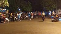 Kedapatan Bawa Sajam Saat Malam Tahun Baru, 5 Pemuda Diamankan Polisi