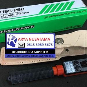 Jual Hight Voltage Detector Hasegawa HSS 25B di Lampung