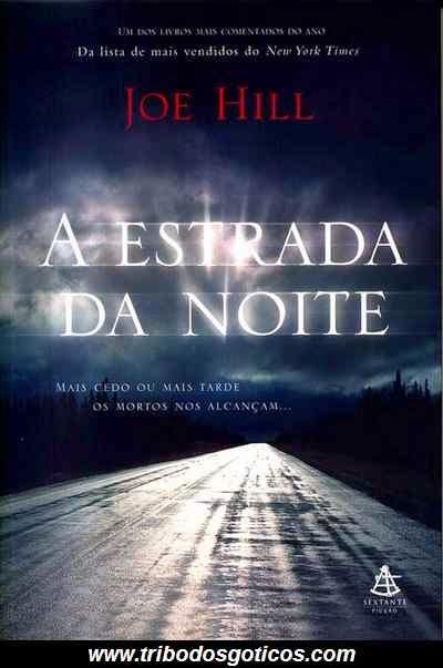 estrada da noite,livro