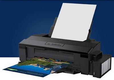 Reseter Printer Epson L1800 Mengatasi Error Lampu Blinking