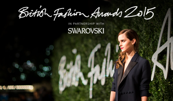 2015 British Fashion Awards