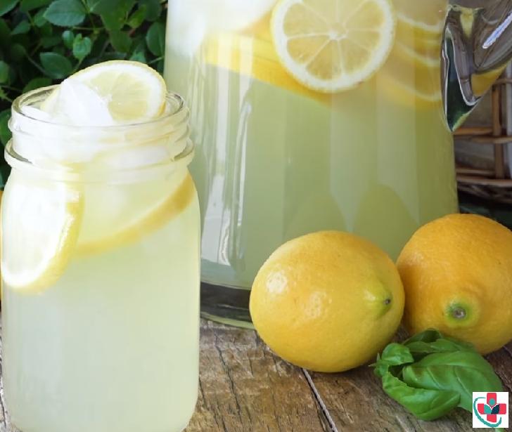 Healthy mind freshener lemonade recipe