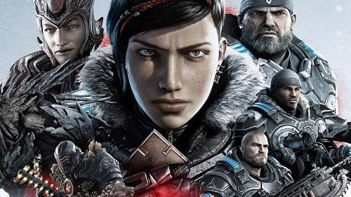 Gears 5 Full Game Playthrough