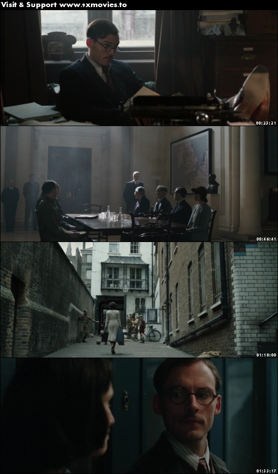Their Finest 2016 English 720p WEB-DL 900MB