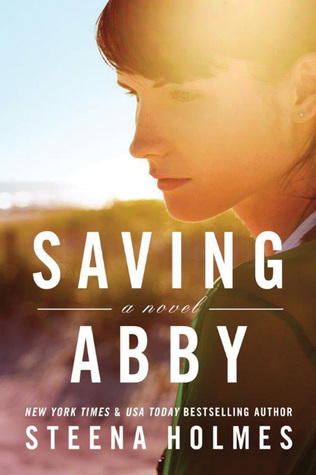 The Book Diva's Reads: 2016 Book 169: SAVING ABBY by Steena