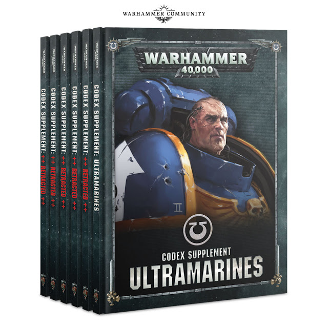 Suplemento Codex Marines Espaciales