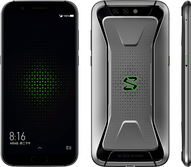 Xiaomi Black Shark Sky Gray