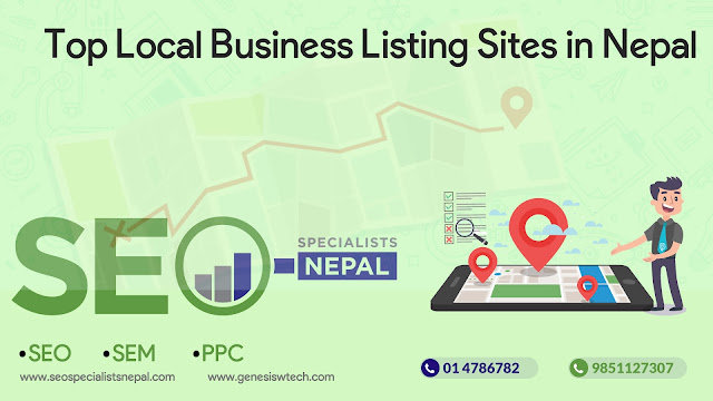 Top Local Business Listing Sites in Nepal