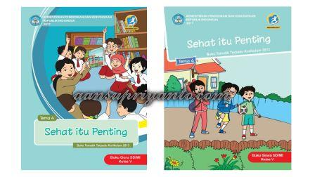RPP Tema 4 Kelas 5 Kurikulum 2013