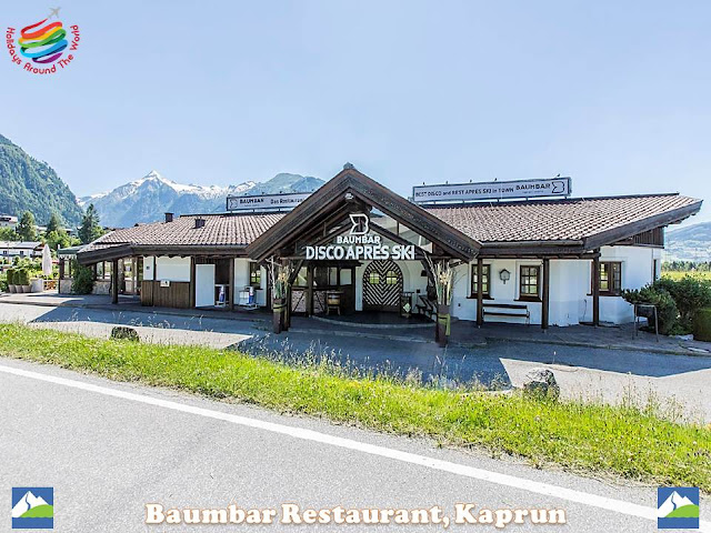 Kaprun's best restaurants