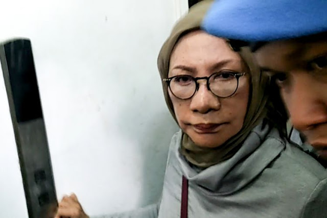 Ratna Sarumpaet Resmi Jadi Tahanan Polda Metro Jaya