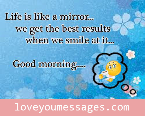 Good Morning Tips SMS