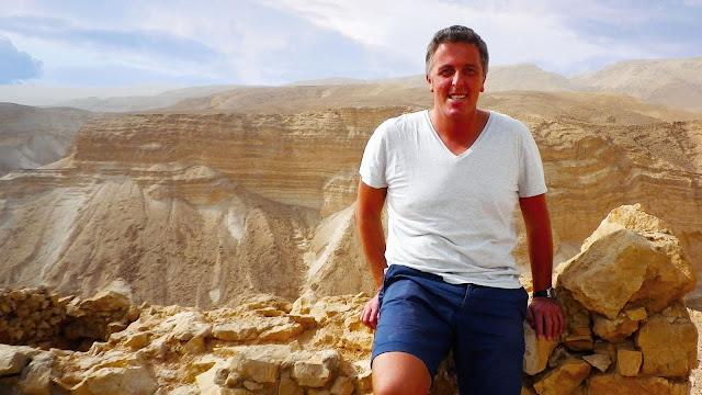 Radioreise Podcast Istrael Wüste Negev