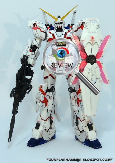 Review RG Unicorn Gundam