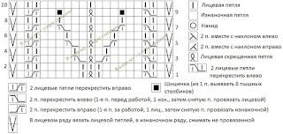 shema vyazaniya схемаўзору схемавізерунка (3)