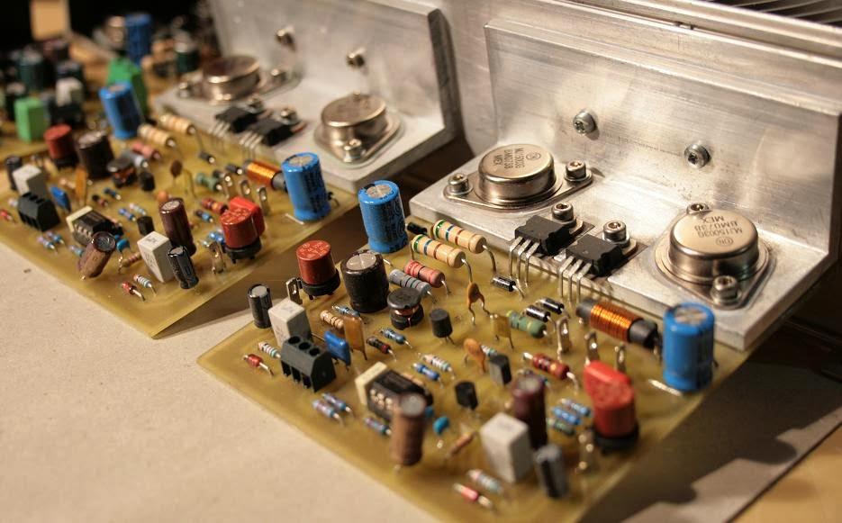 ESPRITAUDIO: QUAD 405 Vintage Current Dumping Amplifier ...