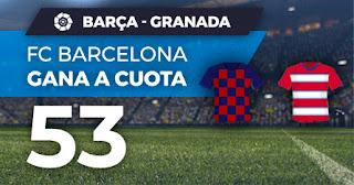 Paston Megacuota Barcelona vs Granada 19 enero 2020