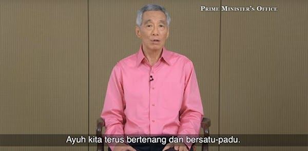 Singapura Kalut, PM Lee: Kepanikan Warga Lebih Berbahaya daripada Virus Corona