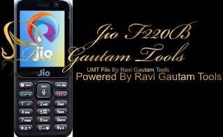 Jio F220B UMT Readed file By Ravi Gautam Tools