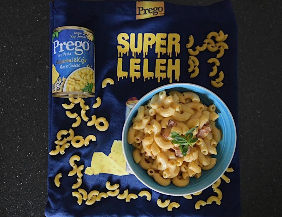 Malaysian Lifestyle Blog Prego Mac Cheese Ready In A Jiffy Recipe