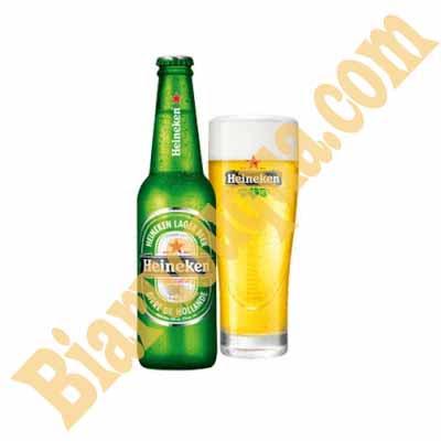 Bia Heineken Pháp nhập khẩu