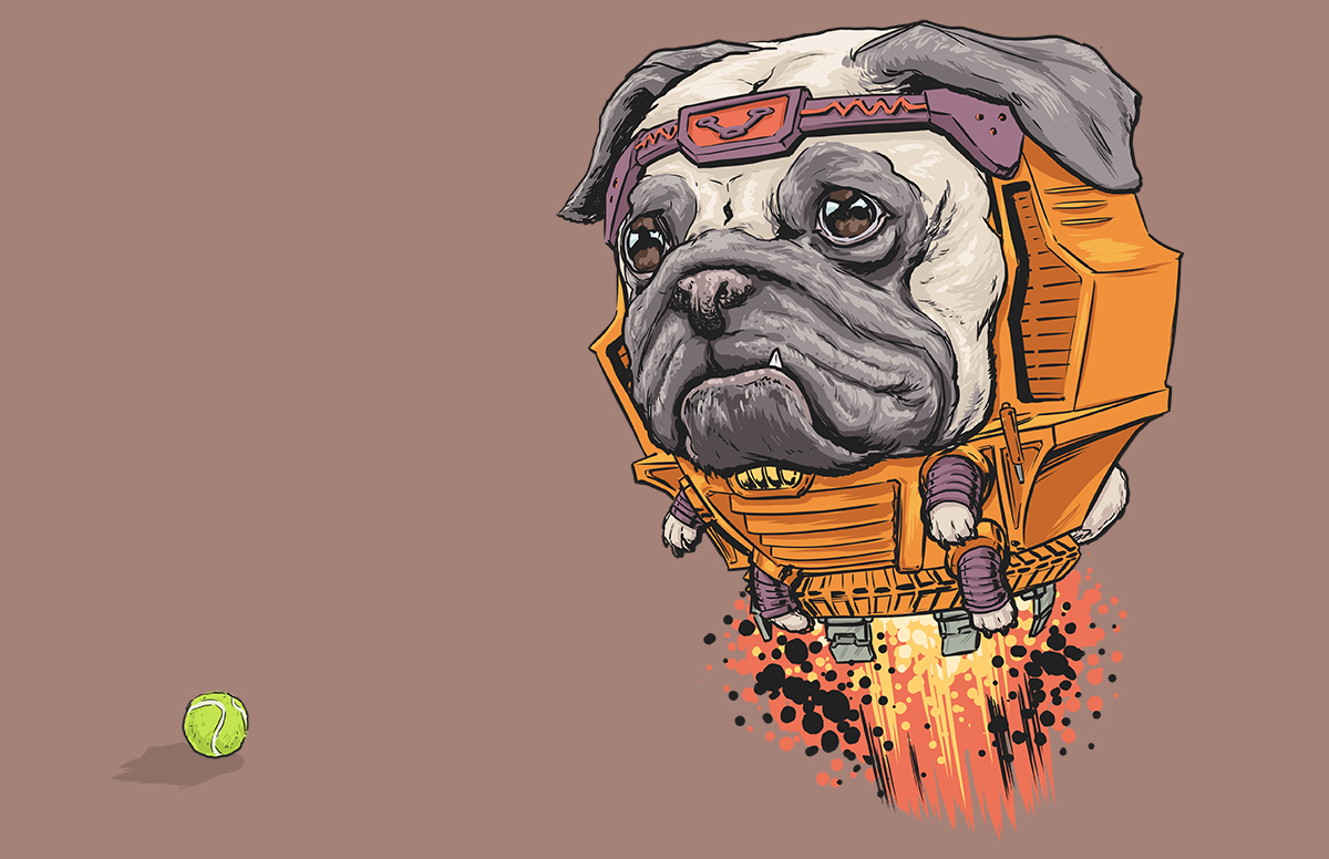 16-Josh-Lynch-Illustrations-of-Dogs-with-Marvel-Comic-Alter-Egos-www-designstack-co