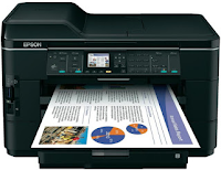 Epson WorkForce WF-7525 Drivers Download