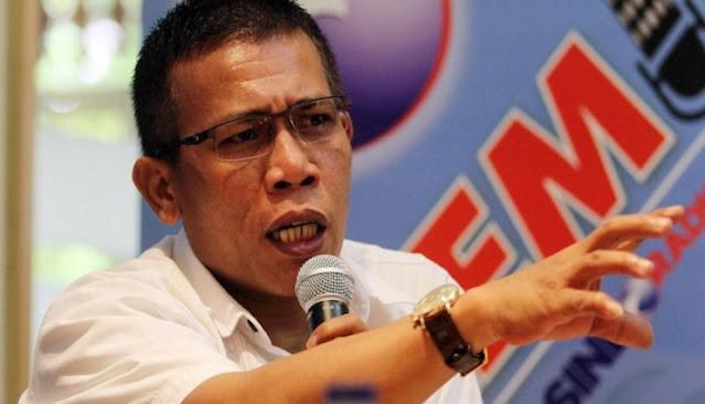 Politikus PDIP Masinton Nyinyir ke Anies: Mungkin Jakarta Sedang Dipimpin Zombie