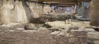 Διατήρηση αρχαιοτήτων και συνέχιση εργασιών του Μετρό οι στόχοι του ΚΑΣ για τη Θεσσαλονίκη