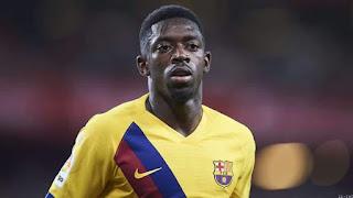 Dembele Returns to Barca Squad But Rakitic Dropped