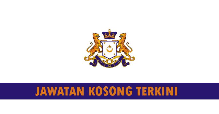 Kekosongan Terkini di Jabatan Diraja Johor