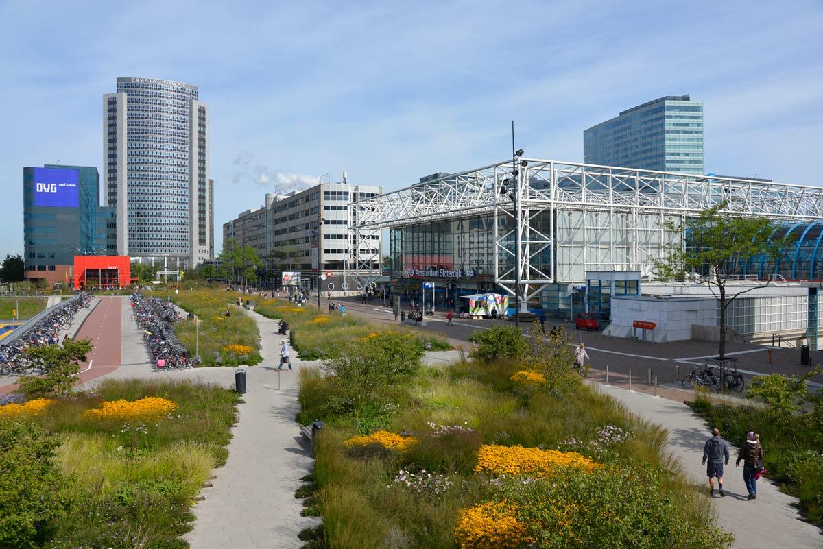Creando espacio para el agua en entornos urbanos