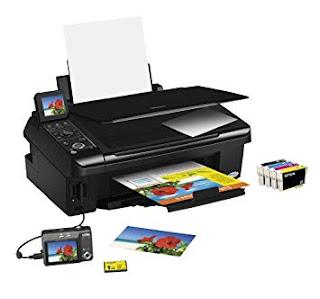 Epson Stylus SX405 WiFi Edition All In One Printer