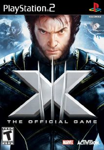 X-Men The Official Game PS2 Torrent