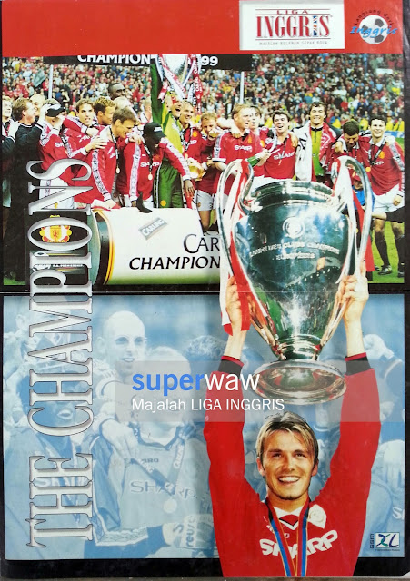 Poster David Beckham (Manchester United)