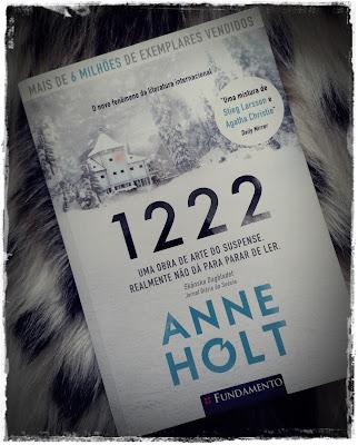 1222, de Anne Holt - Editora Fundamento