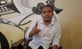 Direktur Lombok Global Institute (Logis), Fihiruddin