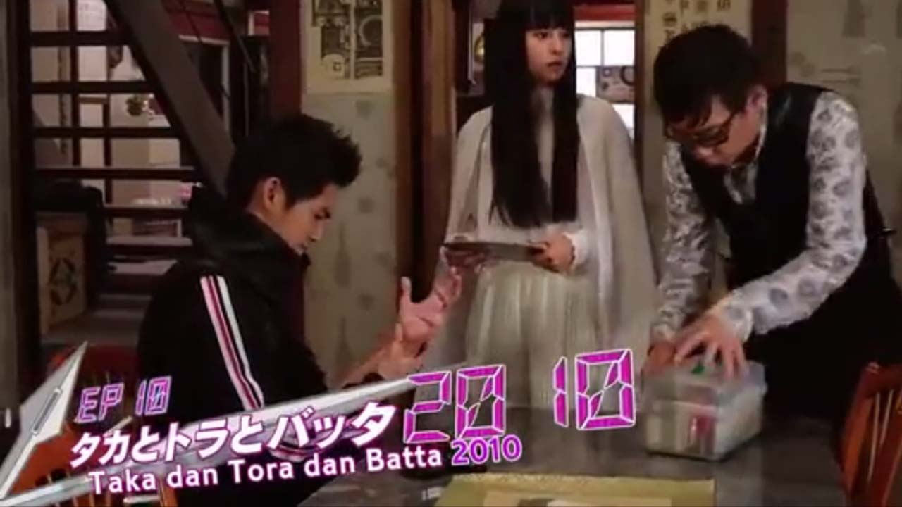 Kamen Rider Zi-O Episode 10 Subtitle Indonesia