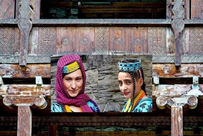 Οδοιπορικό στις φυλές των Καλάς στο βόρειο Πακιστάν