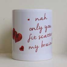 Pidgin English Lovers Valentine's Day Gifts, Ceramic Mugs in Port Harcourt, Nigeria