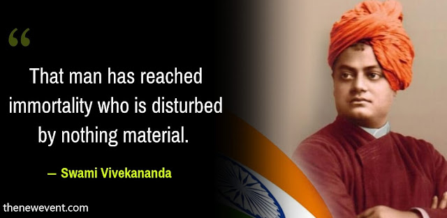 Best Swami Vivekananda Quotes & Thoughts