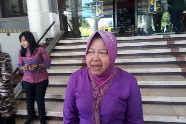 Respon Walikota Tri Rismaharini Atas Laporan 2 SMP Surabaya Hanya Mendapatkan 2 Siswa Baru