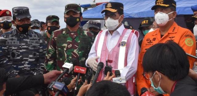 Sriwijaya Air SJ182 Jatuh, MPR RI Singgung Menhub Budi Karya Sumadi