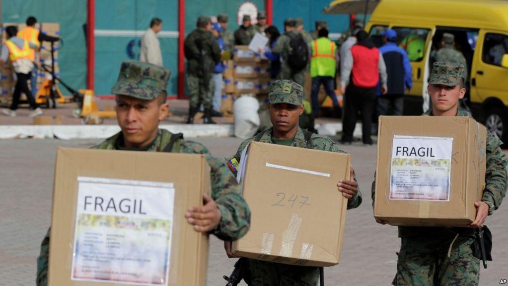 Las elecciones de 2019 serán una prueba para la institucionalidad electoral en Ecuador / AP