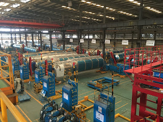 nhà máy sản xuất tank chở khí hóa lỏng 1