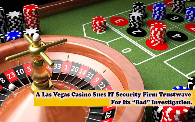 Casino Sues IT Security