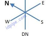 Membaca Gambar Isometric Piping (perpipaan isometrik)