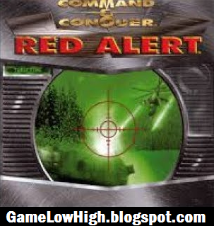 Command & Conquer: Red Alert Soviet PSX Highly Compressed